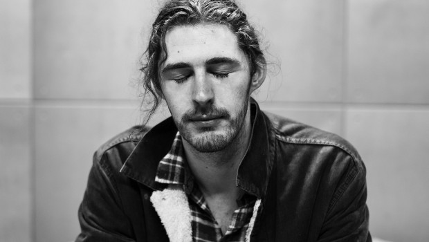 Hozier black and white