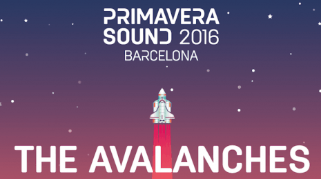 The Avalanches Primavera Sound 2016